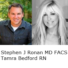 Tamra Bedford RN and Stephen Ronan MD FACS - BOTOX/Dysport, Laser Hair Removal, TITAN, Chemical Peels in Dublin and Pleasanton CA