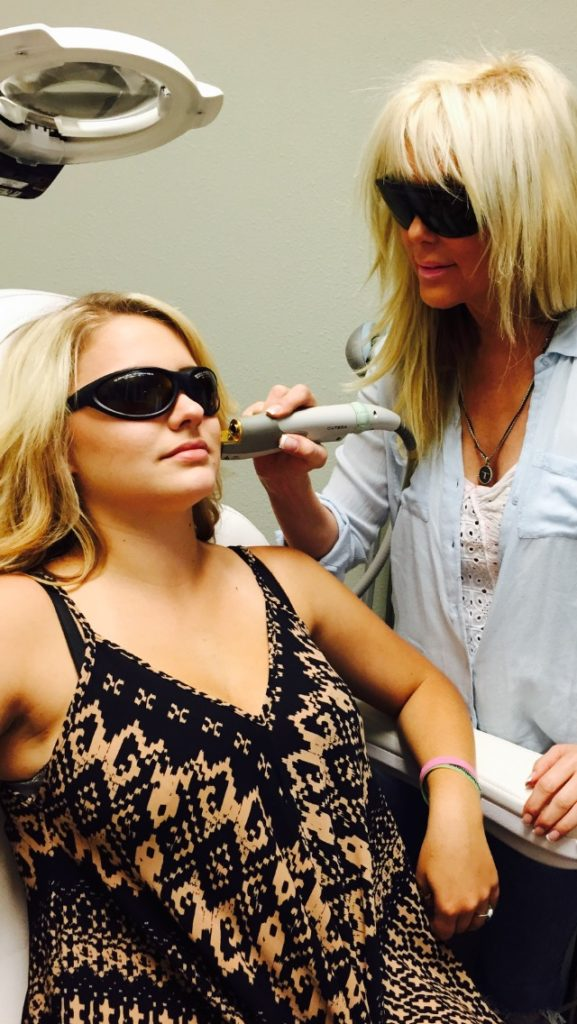 Laser Genesis treatment - Tamra Bedford, Cosmetic RN - San Ramon, CA